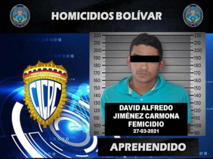 David Alfredo Jiménez Carmona