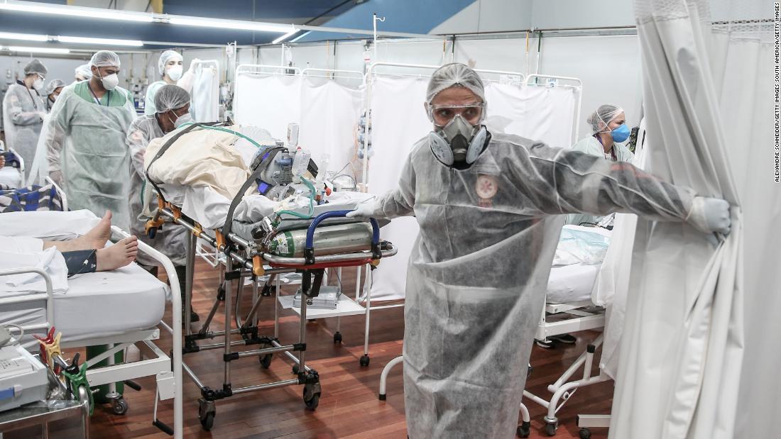 Gobierno de Brasil plantea acciones de emergencia por falta de medicamentos