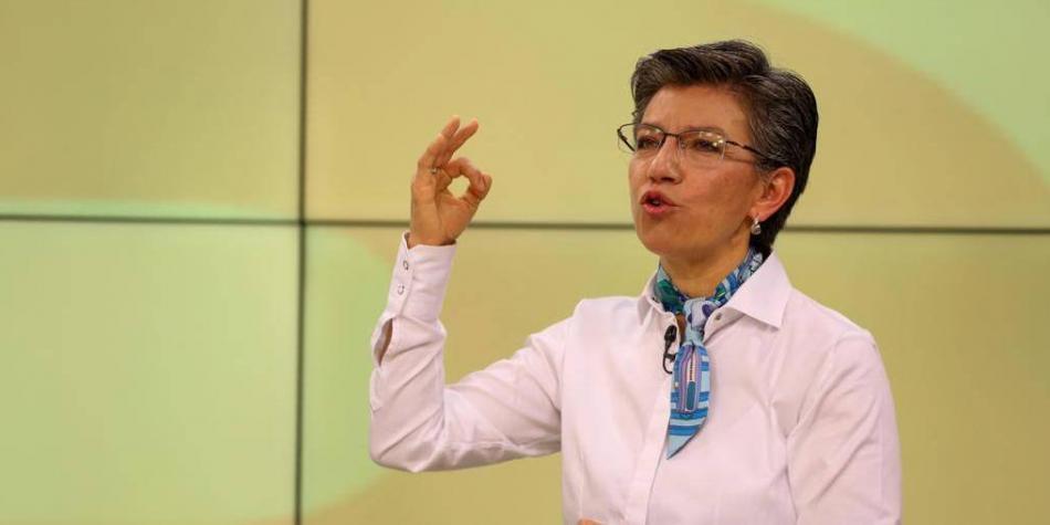 Alcaldesa de Bogotá sigue arremetiendo  contra los venezolanos en Colombia