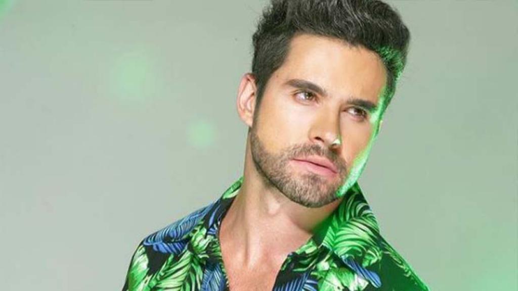 Actor Eleazar Gómez