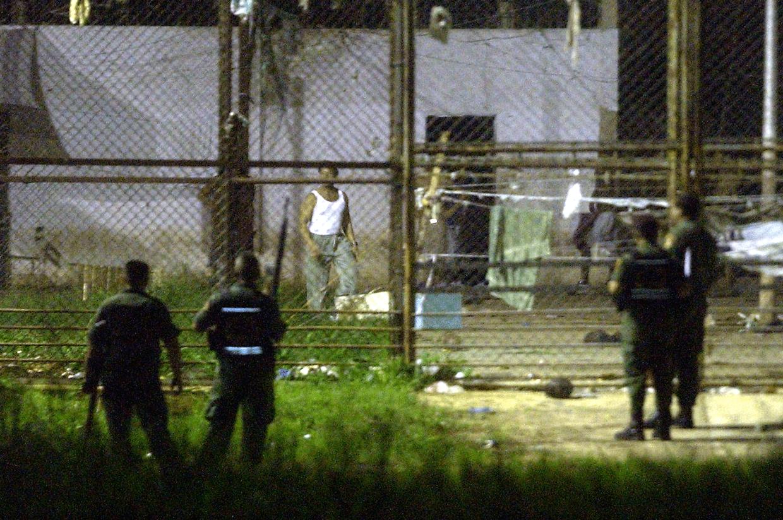 Preso de la cárcel de Tocuyito murió de un tiro en la cabeza