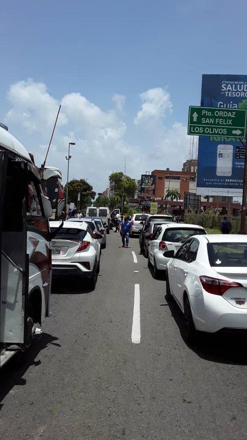 Caos total en Ciudad Guayana por medidas improvisadas por el Gobernador Justo Noguera