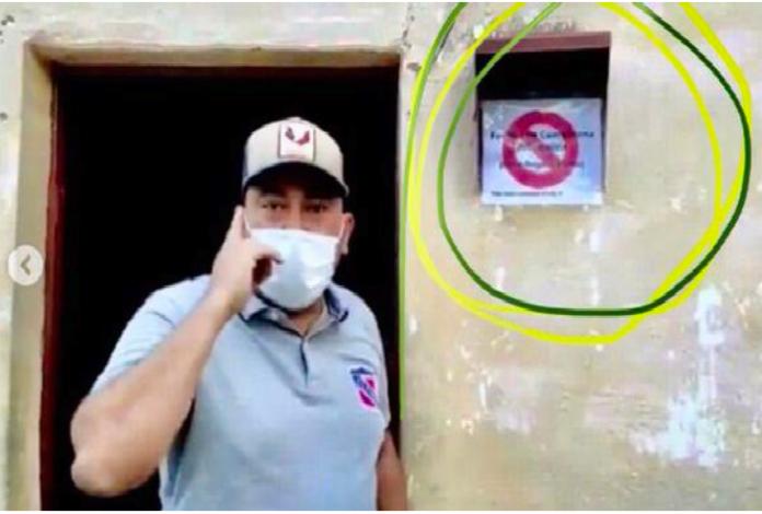 Alcalde que marcó las casas de contagiados en Yaracuy tiene Covid-19