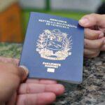 Venezolanos en siete países podrán solicitar el envío a domicilio de su prórroga de pasaporte