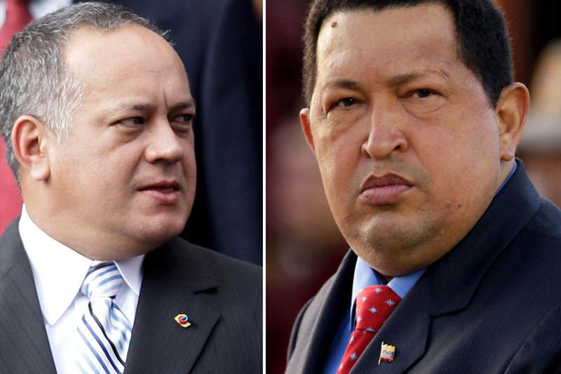"""Lo que dijo Diosdado Cabello sobre EEUU y las supuestas """"causas"""" de la muerte de Chávez"""