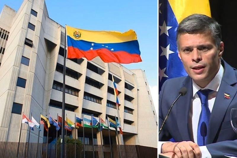 TSJ controlado por el régimen solicitó a España la extradición de Leopoldo López