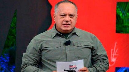 """Diosdado Cabello se le adelantó al """"nuevo CNE"""" y reveló la posible fecha para las elecciones de gobernadores y alcaldes"""