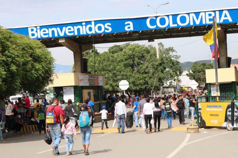 Delcy Rodríguez anuncia la reapertura comercial de la frontera con Colombia a partir de hoy