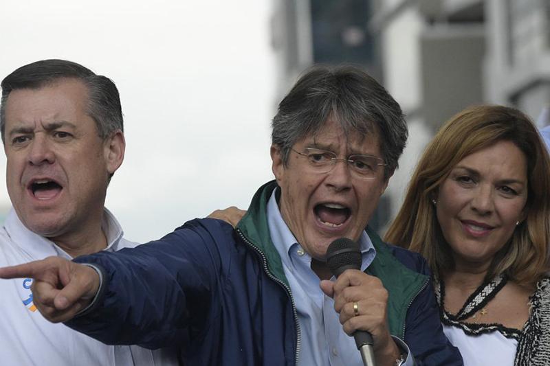Lasso asume la Presidencia de Ecuador tras vencer al correísmo y recuperar el poder luego de dos décadas