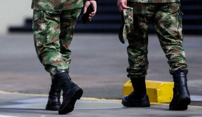 Militar colombiano mató a una venezolana cuando lo sorprendió abusando de su hija de dos años