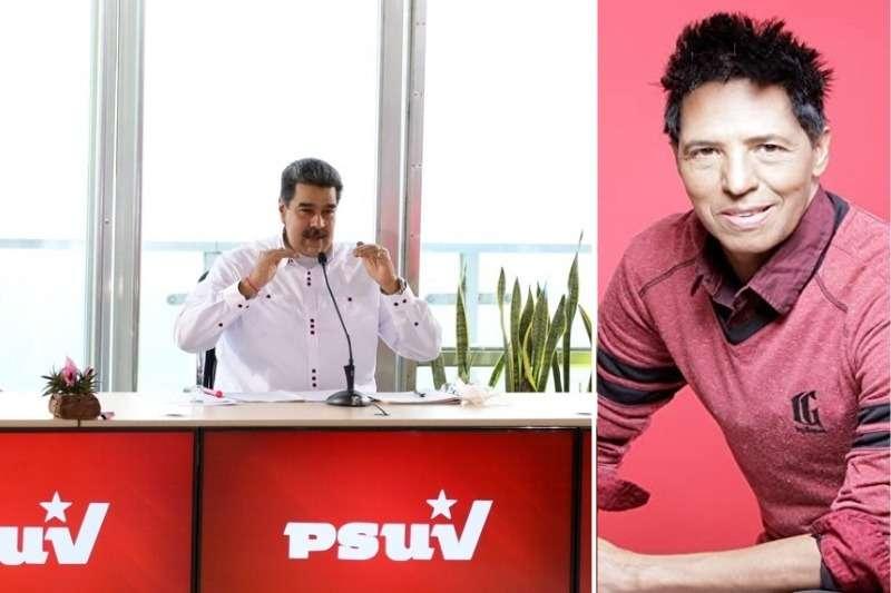 Merenguero Bonny Cepeda reveló que Maduro le pagó 60.000 dólares por cantarle en un agasajo privado