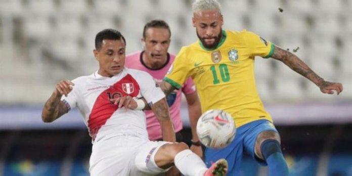 Brasil golea a Perú al ritmo de Neymar