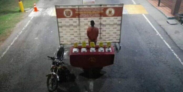 Colombiano intentaba transportar droga en cajas de maizina en el Zulia