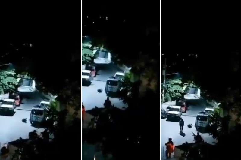 Cámaras de seguridad captaron el momento en que un grupo armado irrumpió en la residencia del presidente de Haití, Jovenel Moïse, para asesinarlo (Video)