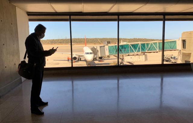 """Inac habilitó vuelos comerciales durante la """"semana de flexibilización"""""""