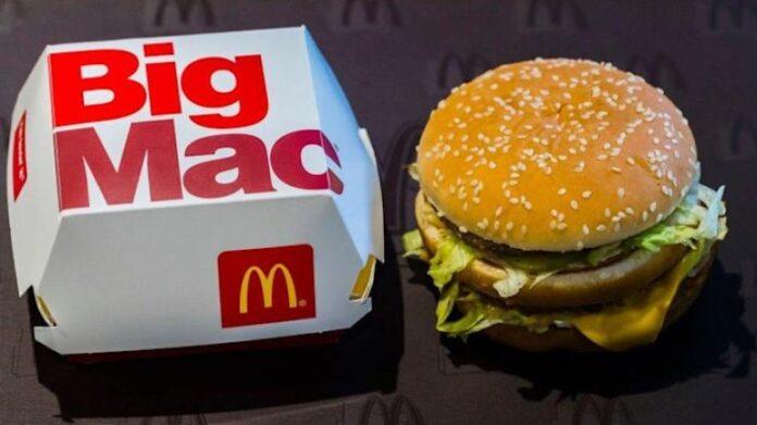 Venezuela es el país con la hamburguesa McDonald's más cara del mundo