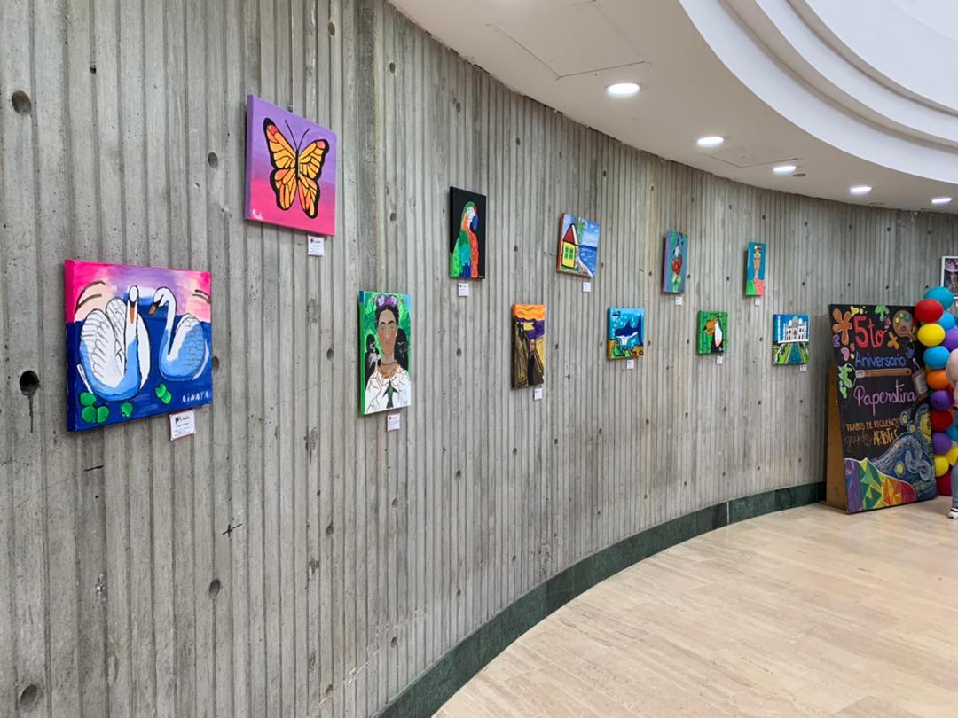 Paperstina celebró su 5to Aniversario en Orinokia Mall