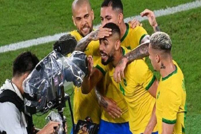 Brasil gana el oro en Tokio 2020, tras vencer a España