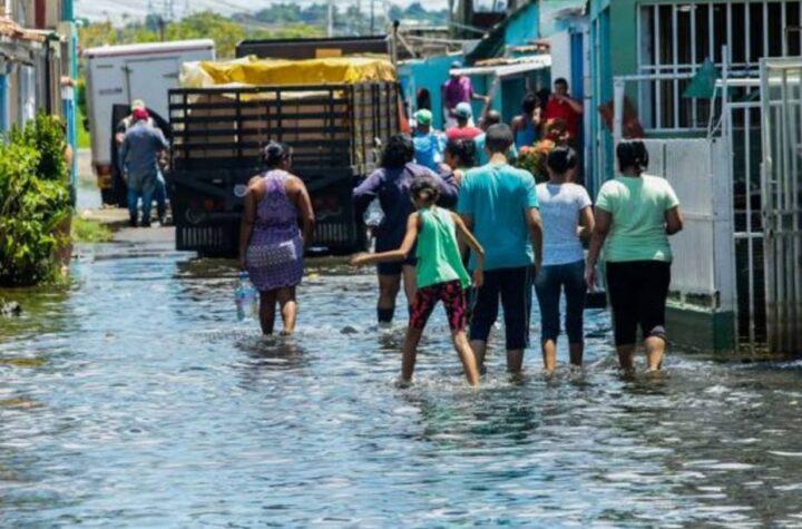 Gobernador de Bolívar declara alerta roja por crecida del río Caroní