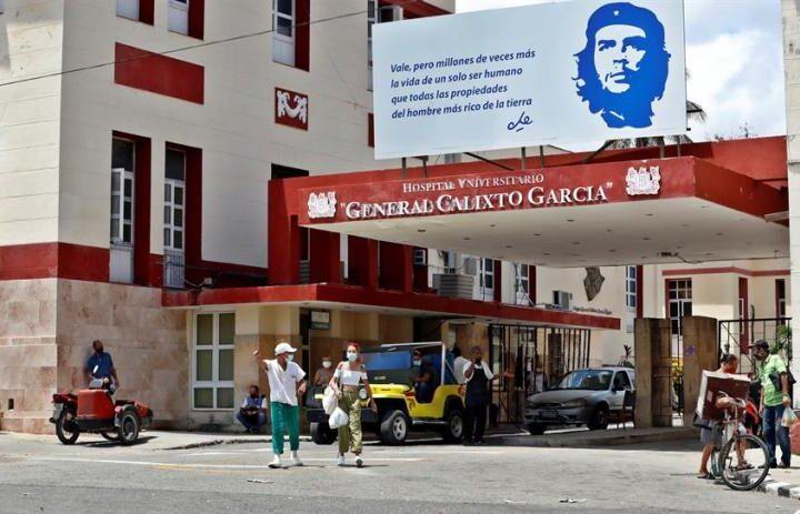 Cuba bate un nuevo récord de contagios de Covid-19 en un día