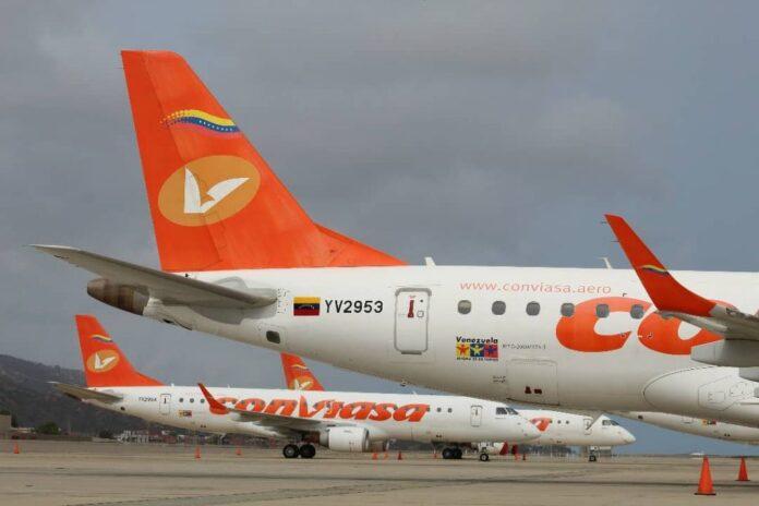 INAC mantiene prohibición de vuelos hacia Bolívar y Táchira