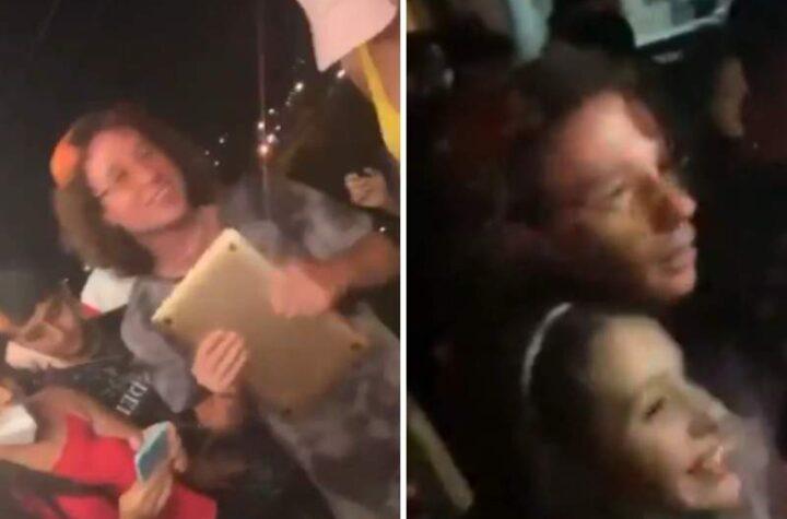 Luisito Comunica se desmayó durante alboroto de fans que lo recibieron en El Vigía (Video)