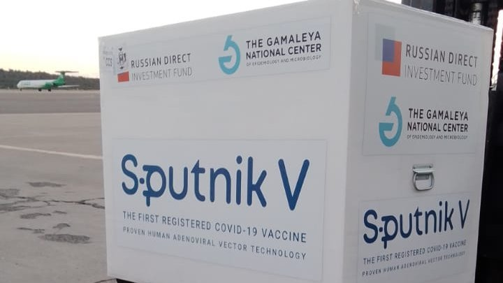 Confirmaron la llegada de un nuevo lote de vacunas Sputnik V a Venezuela