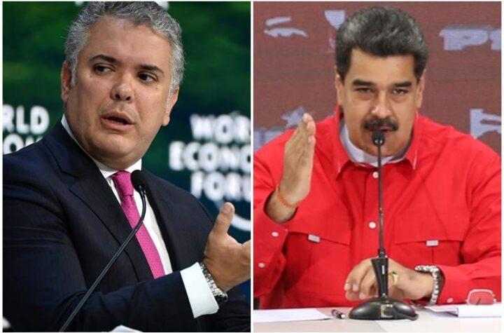 Iván Duque pide a España presionar en la UE «para acabar con la dictadura de Maduro»