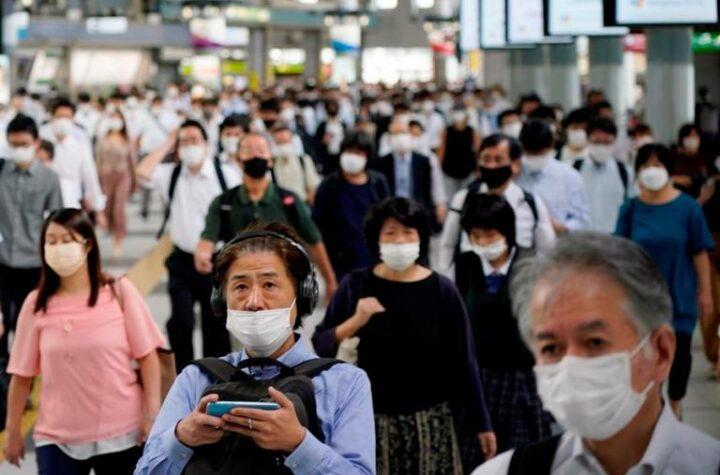 Japón planea levantar la emergencia sanitaria por coronavirus este #30Sep