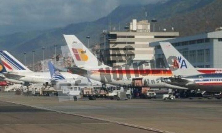 INAC mantiene restricción de vuelos internacionales