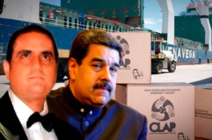 Maduro: «El único delito de Alex Saab fue traer comida con los CLAP»