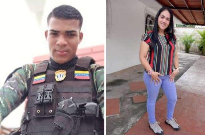 Funcionario del Cicpc mató a tiros a su pareja de 38 años y luego se suicidó