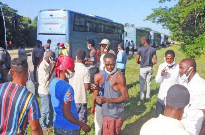 Más de 400 haitianos huyeron de su país y por error terminaron llegando a Cuba