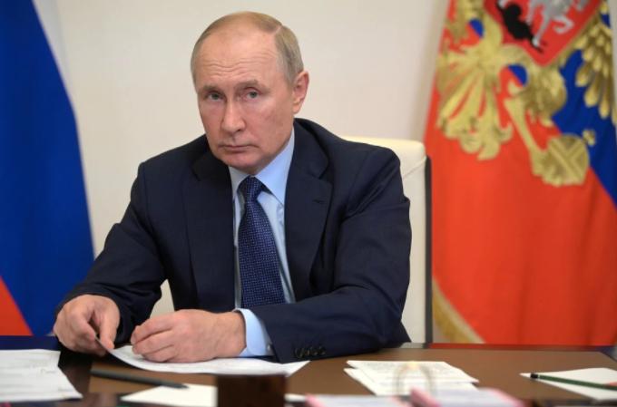 Vladímir Putin anuncia una semana no laboral por el aumento de casos de coronavirus en Rusia
